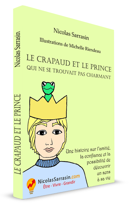 le crapaud et le prince qui ne se trouvait pas charmant livre fable de nicolas sarrasin. Black Bedroom Furniture Sets. Home Design Ideas