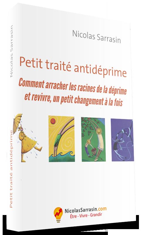 Petit traité antidéprime: 4 saisons dans le bonheur, ebook de Nicolas Sarrasin