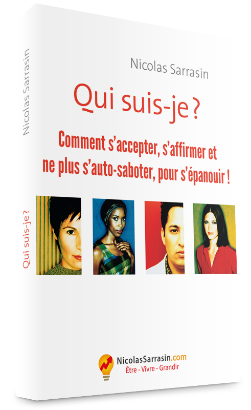 Qui suis-je ? Redécouvrir son identité, livre de Nicolas Sarrasin