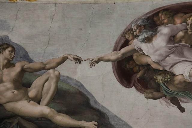 Michel-Ange: grande oeuvre qui montre le meilleur de l'imagination !