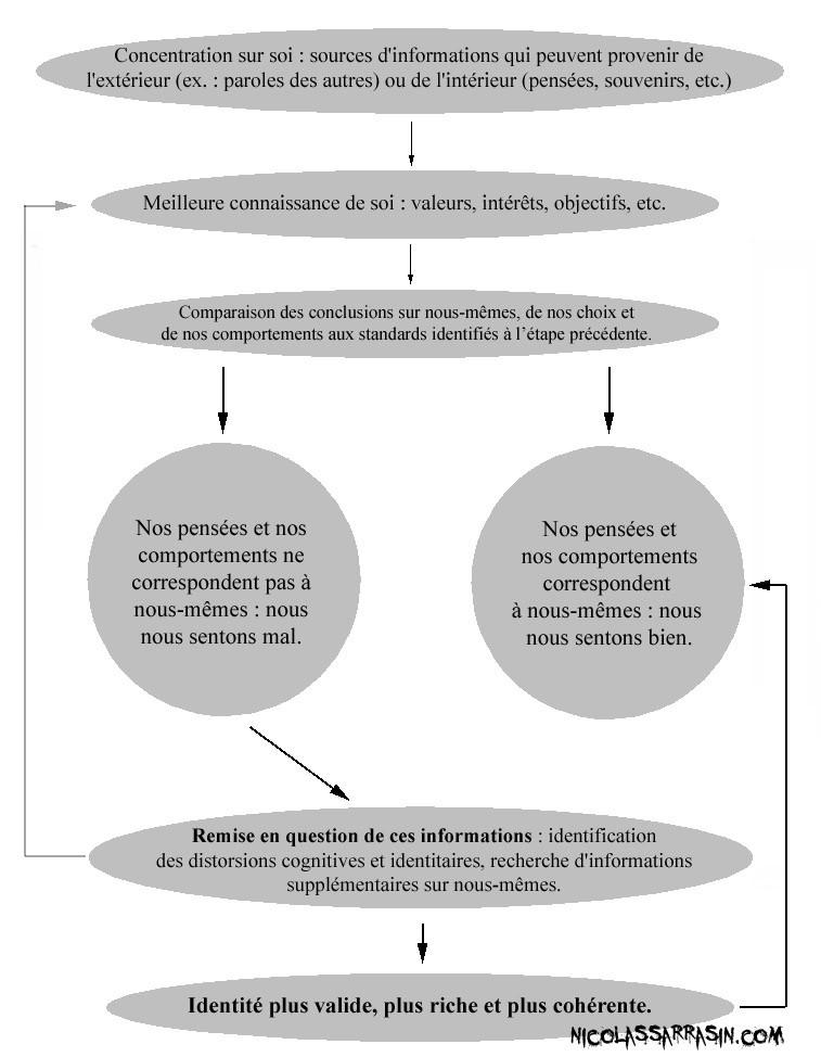 Le processus du recadrage en faveur de l'identité et de l'estime de soi - NicolasSarrasin.com