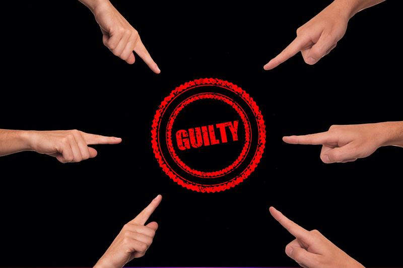 Le sentiment de culpabilité: le comprendre et se libérer de son poids
